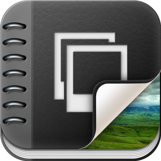 Portfolio's version 1.0 icon