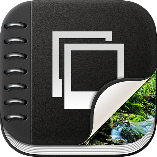 Portfolio's version 3.0 icon