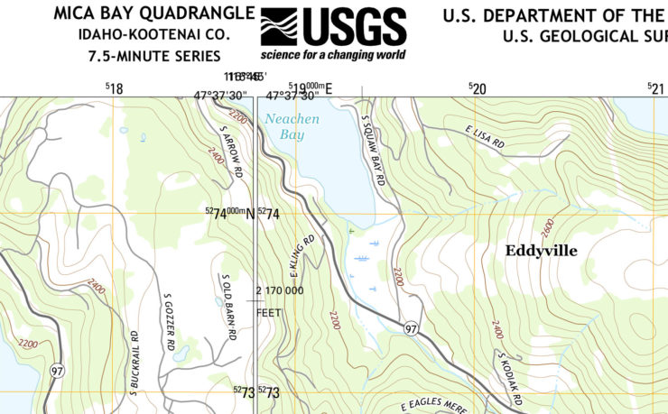 USGS topo map merge phase 1, edge gap