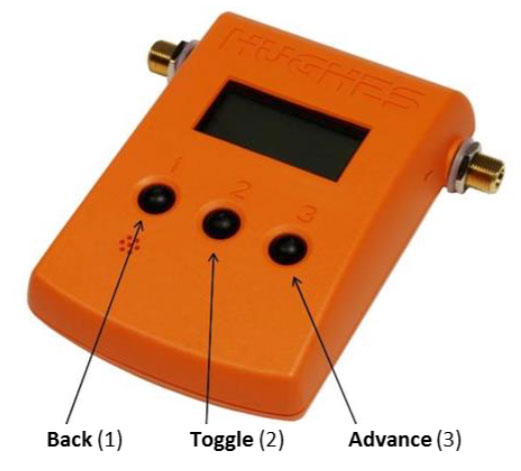 Photo of the DAPT device